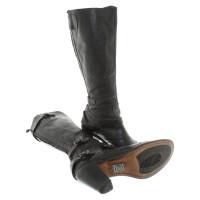 Belstaff Boots in dark brown