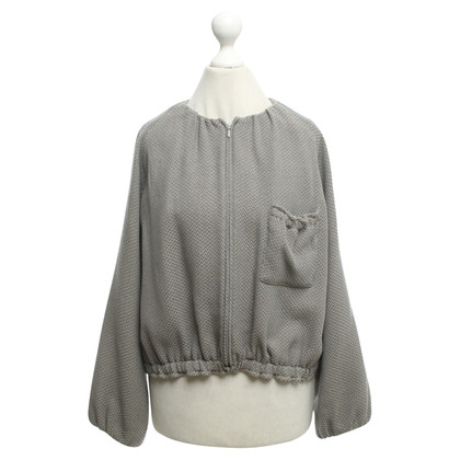 Armani Blouson in grey / Beige
