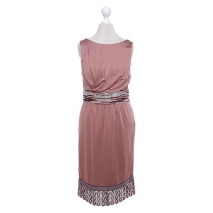 Missoni Dress in blush pink