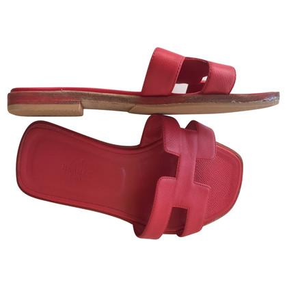 Hermès sandalen