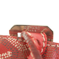 "Goyard ""Dog Carrier"" mit Muster"