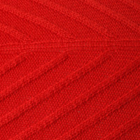 Hermès Turtleneck sweater in red