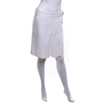 Bogner Trouser skirt in white