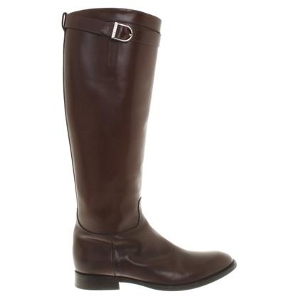 Unützer Boots in Bruin