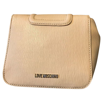 Moschino Love shoulder bag with scarf