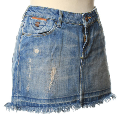 Maison Scotch Mini jeans rok