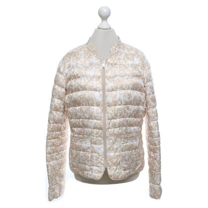 Mabrun Omkeerbare vest met patroon