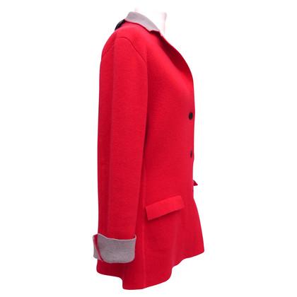 Iris von Arnim Doubleface cashmere jacket