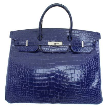 "Hermès ""Birkin Bag 40"" made of crocodile leather"