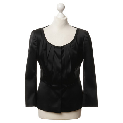 Philosophy di Alberta Ferretti Blazer in Satin-Optik