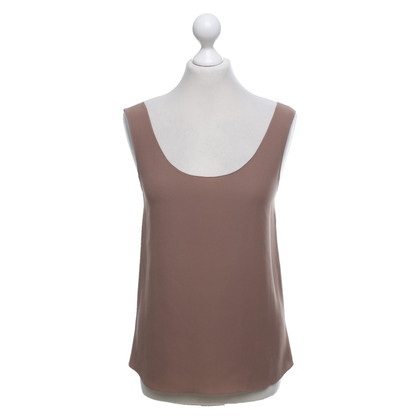 Marni Top in light brown