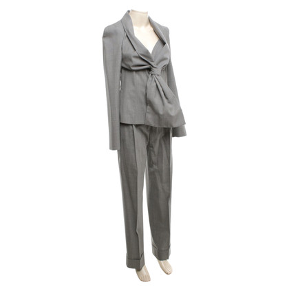 Vivienne Westwood Trousers suit in grey