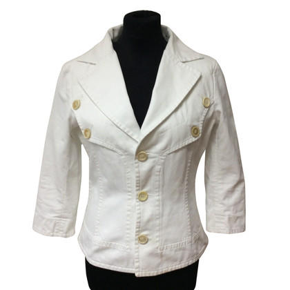 Dsquared2 Jacket in White