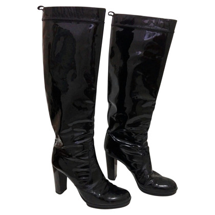 Gianvito Rossi Boots patent leather