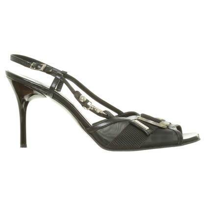 Luciano Padovan Sandals in black