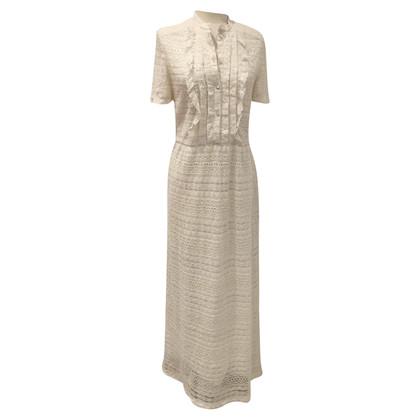 Lanvin Long lace dress