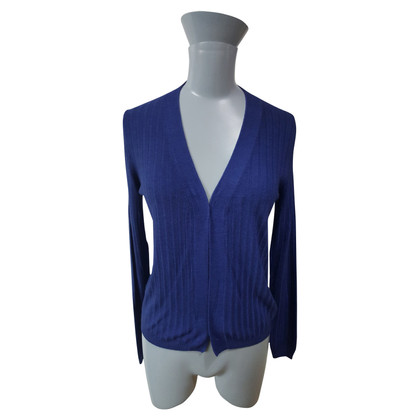 Prada Cardigan in Blue