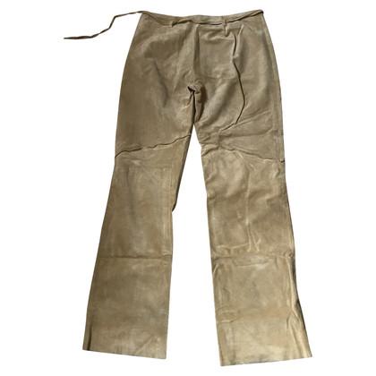Pinko trousers in pecari