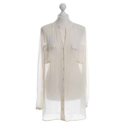Hugo Boss Blusa in crema