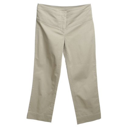 Max Mara 3/4 trousers in beige