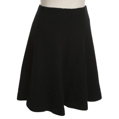 Chanel skirt in black