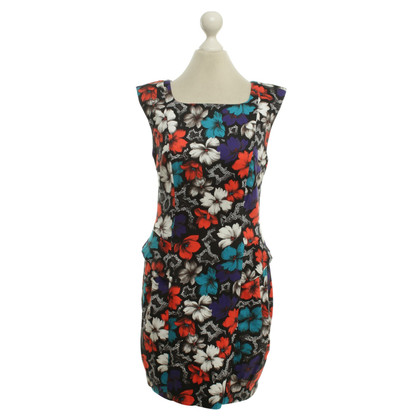 French Connection Kleid mit floralem Print