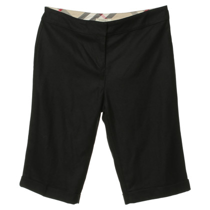 Burberry Bermuda shorts in black