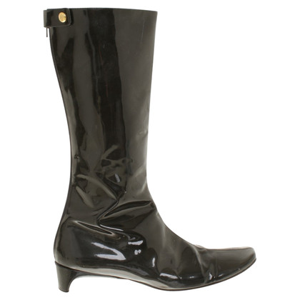 Emilio Pucci Leather boots