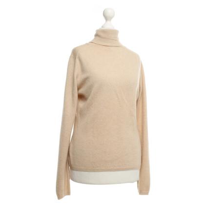 Brunello Cucinelli Cashmere sweater in cream