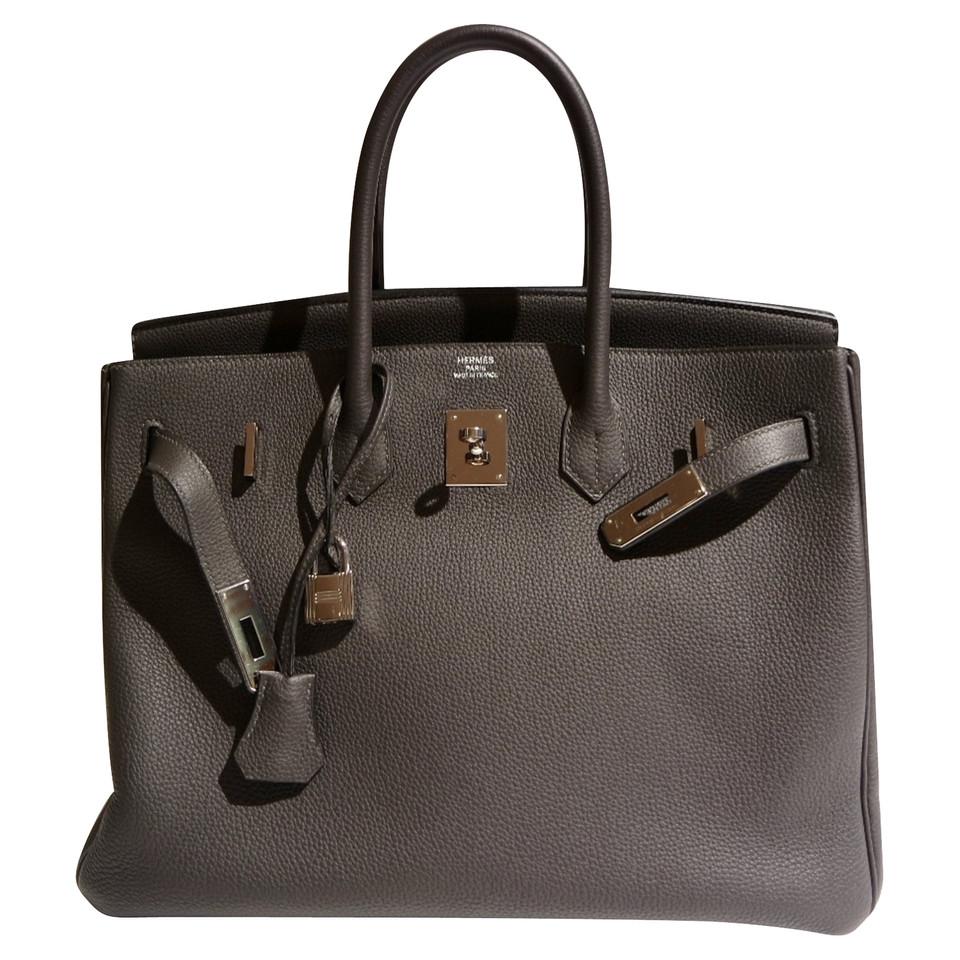 Hermès Hermes Birkin 35 GRAPHITE