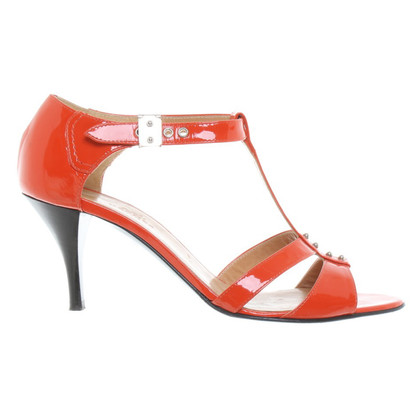 Hermès Sandals in Orange