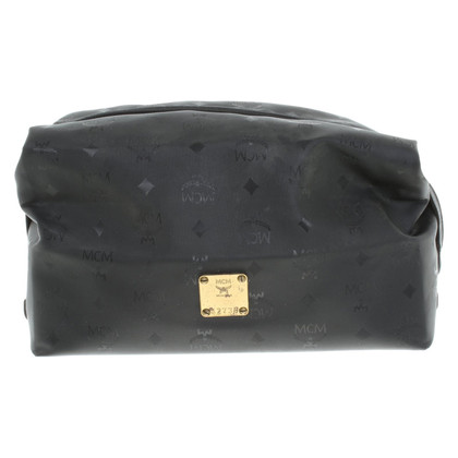 MCM Toiletry bag in black