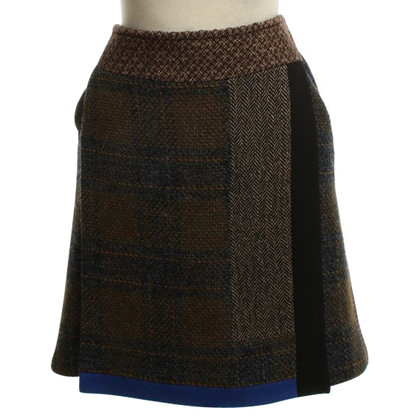 Etro skirt with Mustermix