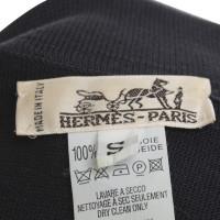 Hermès Oberteil in Blau