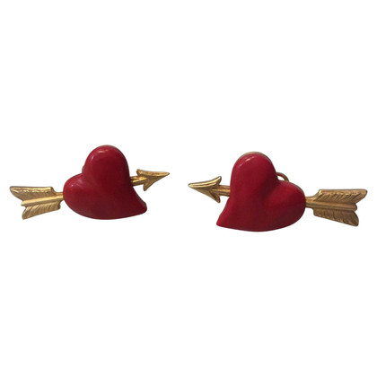 Rena Lange ear clips