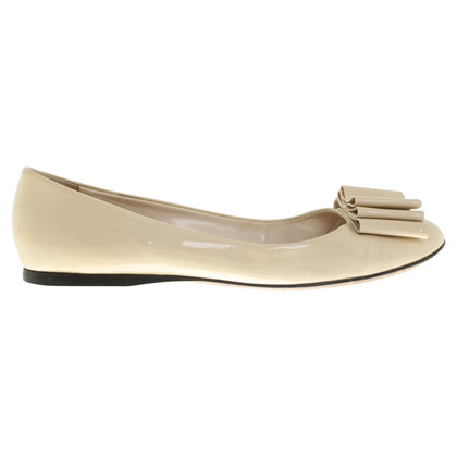 Bally Patent leather ballerinas
