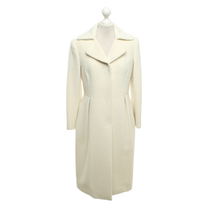 Alberta Ferretti Coat in cream