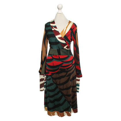 Issa Robe en multicolore