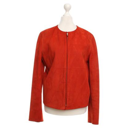Hermès Suede jacket
