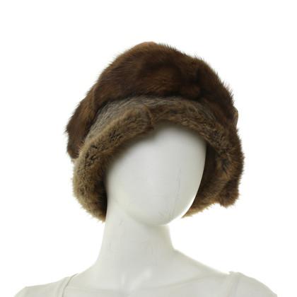 Dolce & Gabbana Cappello di pelliccia