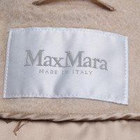 Max Mara Mantel aus Kamelhaar