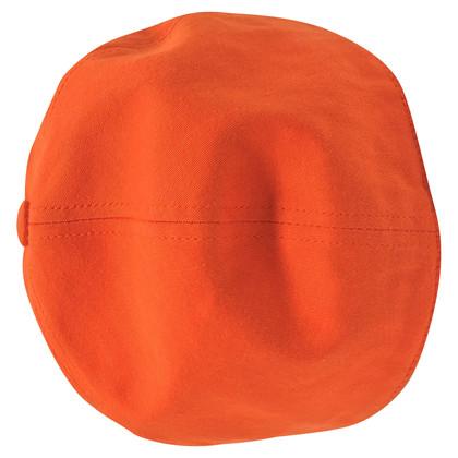 Y-3 cappello arancione