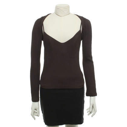 La Perla Top with sleeve stole