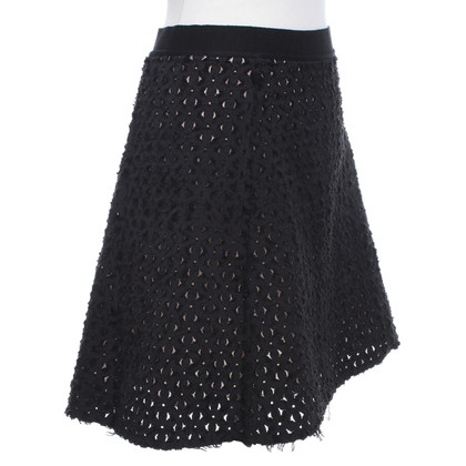 Dorothee Schumacher Mini skirt with cut outs