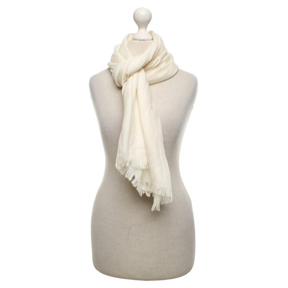 Gucci Scarf made of wool / silk