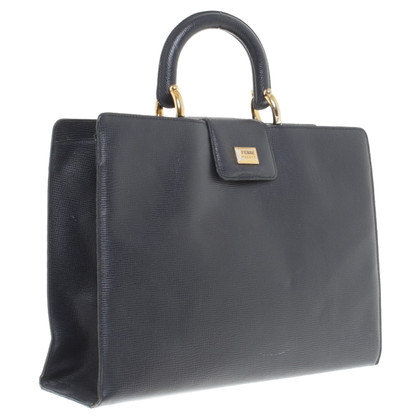 Ferre Handbag in dark blue