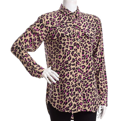 Equipment Seta Leopard modello Camicia