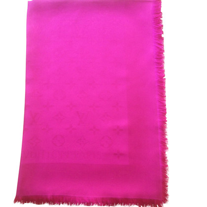 Louis Vuitton Monogram-Tuch aus Seide