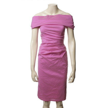 Talbot Runhof Dress in pink