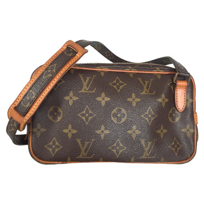 Louis Vuitton Pochette Marly Monogram Canvas